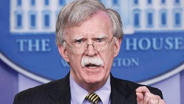 """بولتون يحذر إيران من عد """"التعقل"""" الأميركي """"ضعفا"""" ويرجح صدور عقوبات جديدة عليها اليوم"""