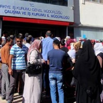 تراجع البطالة في تركيا إلى 14.1 %