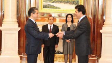 حل المشكلات وتطبيع العلاقة مع بغداد من أولويات رئيس الإقليم
