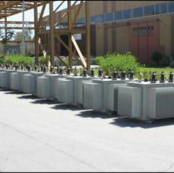 «ديالى « تجهز القطاعين العام والخاص بمئات المحولات الكهربائية
