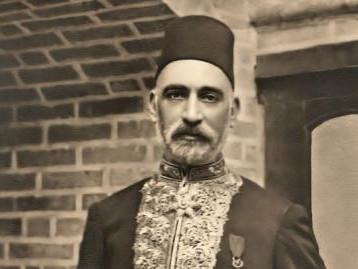 """""""الثقافة"""" تودع دار الكتب وثائق ساسون حسقيل اول وزير مالية"""