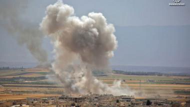 مقتل 101 من قوات النظام السوري وجهاديين في معركة قرب إدلب