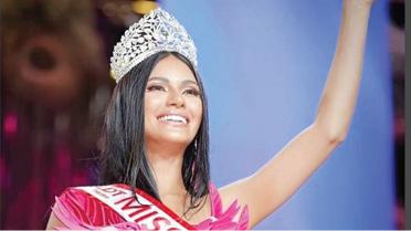 ملكة جمال الفلبين تفتخر بأصلها العربي
