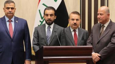 وزراء الدفاع والداخلية والعدل يؤدون اليمين الدستورية والبرلمان يرفض المرشحة للتربية