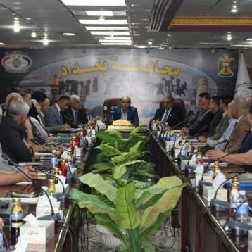 انطلاق حزمة من المشاريع المهمة ضمن القطاع الصحي في بغداد