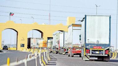 اربع لجان لزيادة التبادل التجاري بين العراق والكويت  من بينها الربط السككي وانشاء المنطقة الحرة