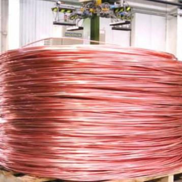 الصناعة ترفع انتاجها من الأسلاك النحاسية إلى 150 طن