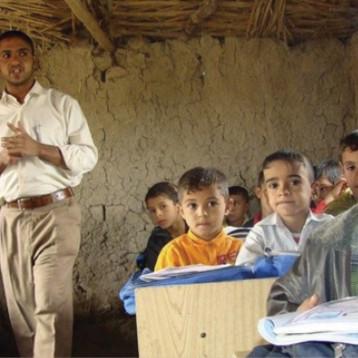 """""""التخطيط"""": تريليونان و168.5 مليار دينار للتعليم وانهاء ملف المدارس الطينية العام المقبل"""