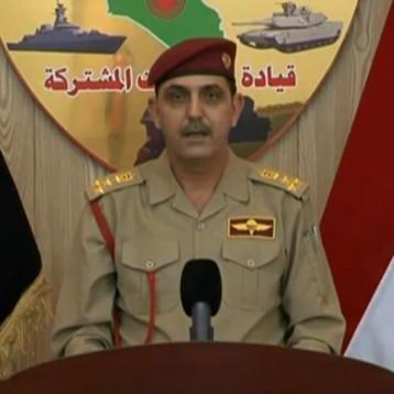 العمليات المشتركة تنفي تسلل ألف عنصر من داعش الإرهابي إلى البلاد