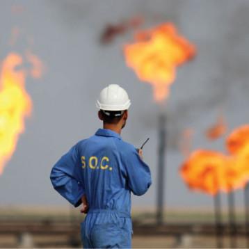 ترجيحات بارتفاع اسعار النفط والغاز حتى 150 دولارا حال اندلاع الحرب