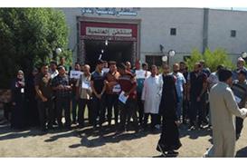 توقف تام لعمل المستشفيات  والمراكز الصحية في عموم العراق