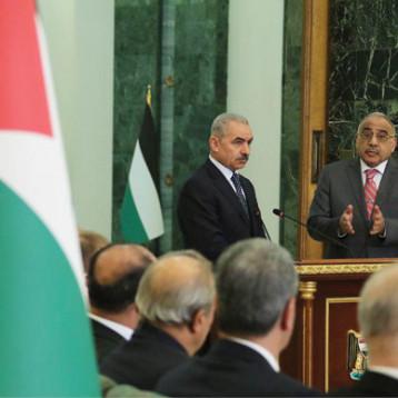 محمد شتيه: وحدة العراق سند ليس لفلسطين فحسب وانما لجميع الامة العربية
