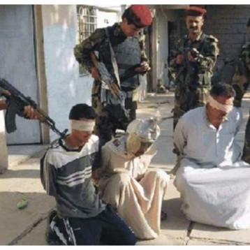"""القبض على ثلاثة دواعش بـ""""ديوان الجند"""" في ايمن وايسر الموصل"""