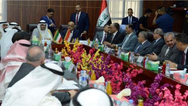 الصراع النفطي الخليجي و اتفاقية اقامة منطقة تجارة حرة بين حكومة جمهورية العراق و حكومة دولة الكويت