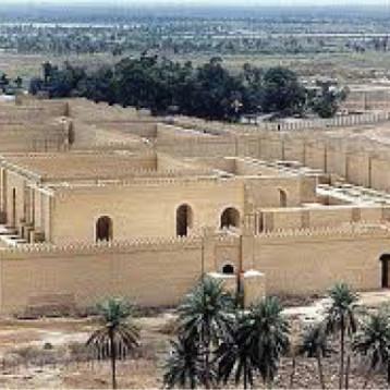 روسيا تبدي استعدادها لإعادة تأهيل المدينة الأثرية في بابل