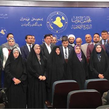 سائرون: دعمنا لعبد المهدي لا يعني تحصينه من الرقابة ومحاسبة الحكومة على اخفاقاتها