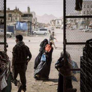 صور مذهلة تفوز بالجائزة الأولى لمسابقة الصحافة العالمية