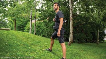 """مشي وركض أسهل.. علماء يبتكرون """"الشورت الآلي"""""""