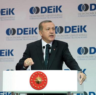 اردوغان: ثلاثة ملايين لاجئ يمكن أن تضمهم المنطقة الآمنة في سوريا