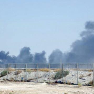العراق ينفي انطلاق طائرات مسيرة من أراضيه قصفت منشآت نفط سعودية