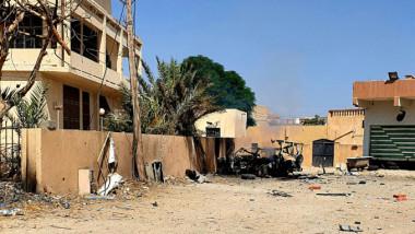 حرب الطائرات المسيّرة تشتد ضراوة بين الإمارات وتركيا في معركة العاصمة الليبية