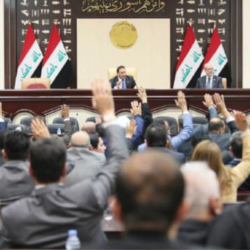 البرلمان يعتزم قراءة قانوني الانتخابات والمفوضية اليوم وسائرون ترفض تعديل الأول
