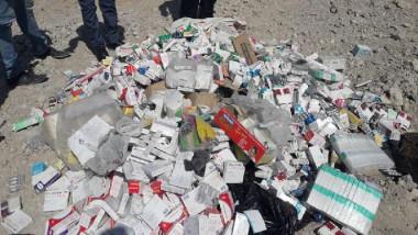 اتلاف ادوية بشرية منتهية الصلاحية في بغداد