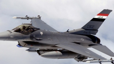 مقاتلات أمريكية تلقي 36 طنا من القنابل على جزيرة في نينوى