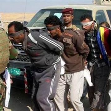 عمليات بغداد: اعتقال عدد من المتهمين بجرائم السرقة والاتجار بالبشر بالعاصمة