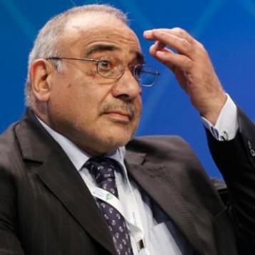 وزير يقدم استقالته لعبد المهدي