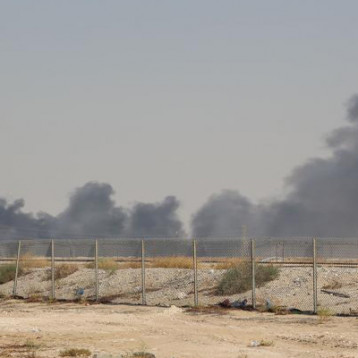 العراق يرد على اتهام باستخدام اراضيه لمهاجمة منشآت نفطية سعودية
