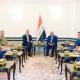 عبدالمهدي للناتو: العراق لا يمكن أن يتسبب بأذى لجيرانه