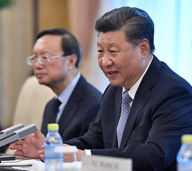 الرئيس الصيني يهدد بـ»تحطيم أجساد» من يحاولون تقسيم الصين