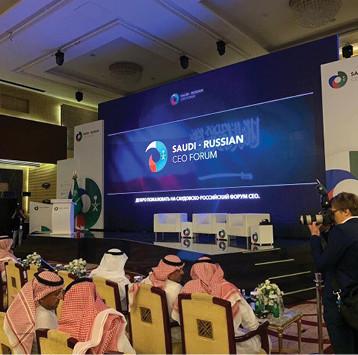 """السعودية وروسيا توقعان ميثاق تعاون """"أبدي"""" في إطار """"أوبك+"""""""