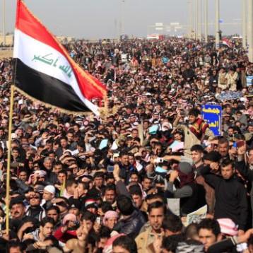 وزارة النفط تدعو المتظاهرين الى عدم التأثير على صادرات البلاد من الخام