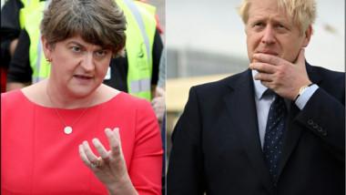 الوحدويون المعارضون لاتفاق بريكست في إيرلندا الشمالية يعقدون مؤتمرهم