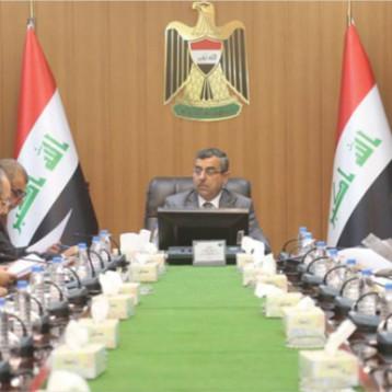 امانة مجلس الوزراء: توزيع الاراضي يبدأ خلال شهرين والوزارات قدمت مشاريعها المهمة للتنفيذ
