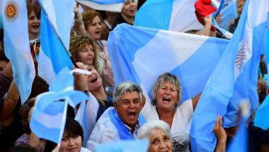 انتخابات رئاسية في اوج أزمة في الارجنتين
