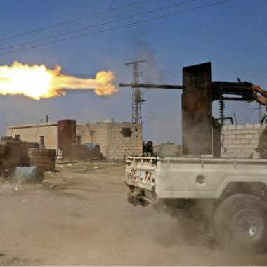 ترجيح اممي بنزوح نحو 400 الف شخص من مناطقهم جراء الحرب بين تركيا وقسد