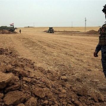 تعزيزات امنية جديدة لضبط الشريط  الحدودي مع سوريا غربي الانبار