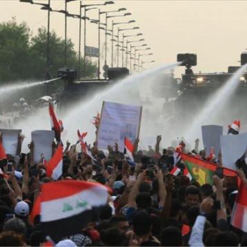 """""""حقوق الانسان"""": ننتظر تقرير الحكومة الرسمي لنكشف أسماء المتورطين بقمع المواطنين في التظاهرات"""
