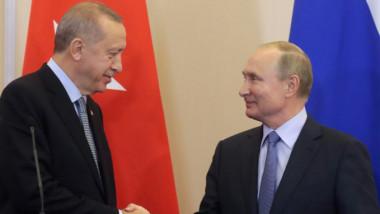 روسيا وتركيا تتوصلان الى اتفاق يحقق للأخيرة المنطقة الامنة