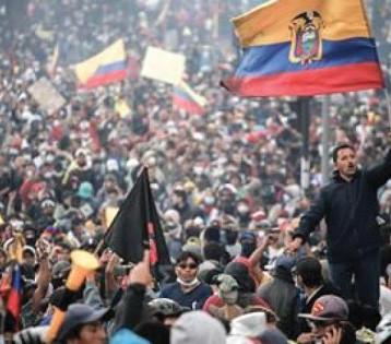 شركة النفط الحكومية الإكوادورية تستأنف الصادرات بعد الاحتجاجات