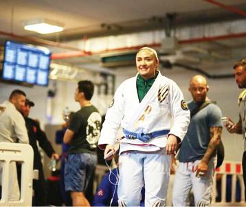 عشتار تستعد للمشاركة في بطولة العالم للجوجيتسو