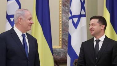 كييف وتل أبيب تتفقان على افتتاح مكتب دبلوماسي أوكراني في القدس