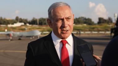 نتانياهو يتهم إيران بالسعي إلى ضرب إسرائيل بصواريخ موجهة من اليمن