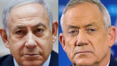 نتنياهو يخطو صوب النهاية اثر فشله بتشكيل الحكومة ورئيس إسرائيل يكلف خصمه غانتس بها
