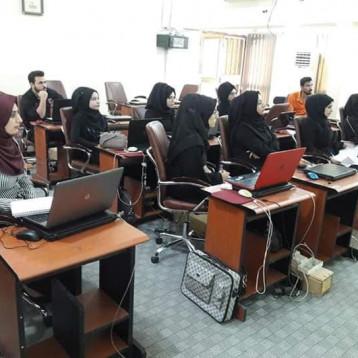 ندوات ودراسات ناقشت عددا من الموضوعات التخصصية المهمة التي تخدم المجتمع