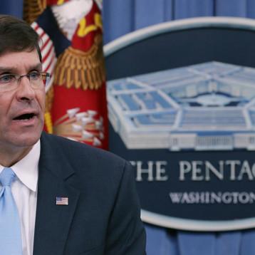 وزير الدفاع الاميركي: سننقل كل قواتنا من سوريا إلى العراق