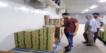 التجارة تلغي ٥٨ وكالة غذائية وطحين خلال شهر تموز الماضي